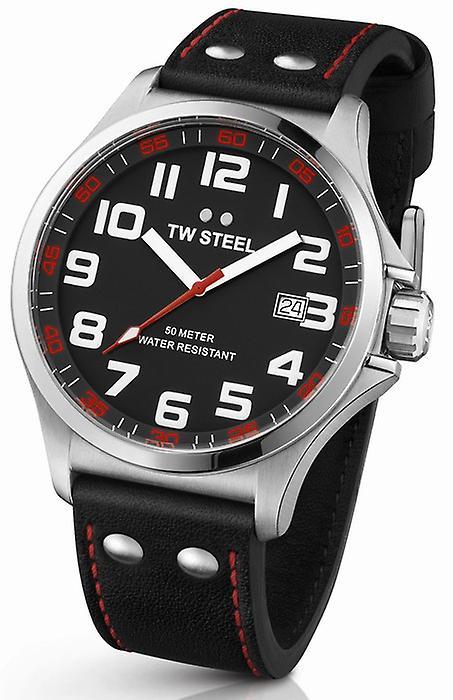 Tw Steel Tw411 Pilot Watch 48 Mm