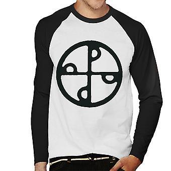 The Phantom Ring Symbol Men's Baseball Long Sleeved T-Shirt