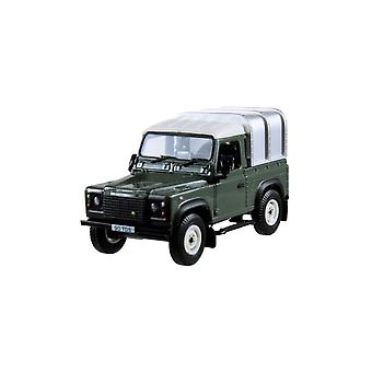Britains Land Rover Defender 90 - Green  1:32  42732A1
