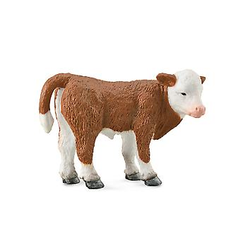 CollectA Hereford Vitello - In piedi