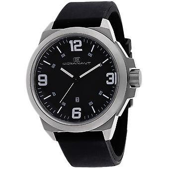 Oceanaut Men-apos;s Armada Black Dial Watch - OC7117