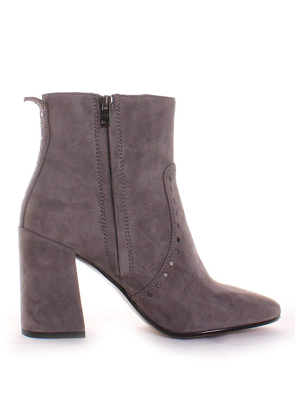 Coach Womens Farrah Bootie Closed Toe Mid-calf Fashion Boots