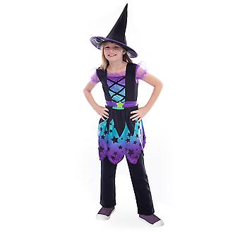 Enchanting Witch Costume, 8-10