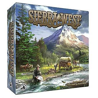 Sierra West kortspil