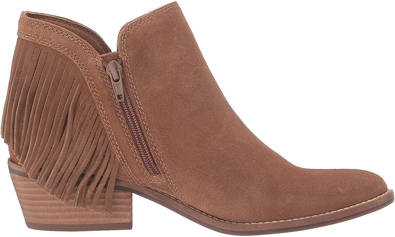 Lucky Brand Womens Freedah gesloten teen enkel Chelsea Boots - Gratis verzending EgIs88