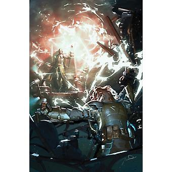 S.h.i.e.l.d. By Hickman  Weaver The Human Machine by Jonathan Hickman