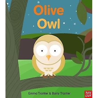 Rounds Olive Owl by Emma Tranter