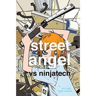 Street Angel vs Ninjatech by Jim Rugg