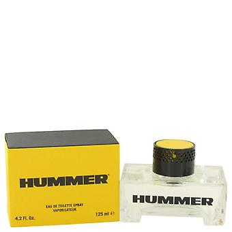 Hummer eau de toilette spray by hummer 416394 125 ml