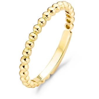 Ring Blush 11059YGO - Ring Gold Yellow Balls 2mm Women
