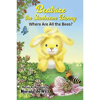 Beatrice the Sunbeam Bunny Where Are All the Bees by DeWitt & Moraig
