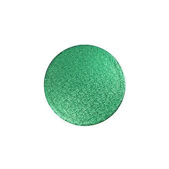 """Culpitt 10"""" (254mm) Kuchen Board Runde grüne Packung von 5"""