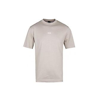 Hugo Boss Casual Hugo Boss Teepaper Beige T-Shirt