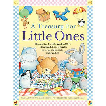 Treasury for Little Ones di Nicola Baxter