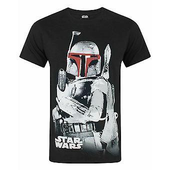 Star Wars Boba Fett Kopfgeldjäger Herren T-Shirt
