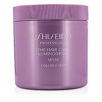 Shiseido A Máscara Luminogênica de Cuidados capilares (cabelo colorido) 680g/23oz