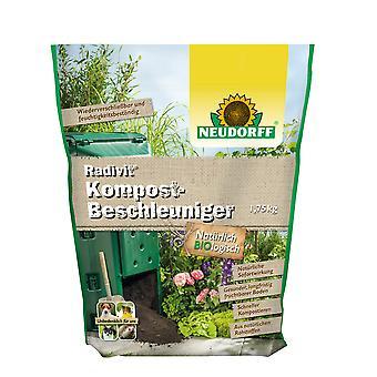 NEUDORFF Radivit Compost accelerator, 1.75 kg