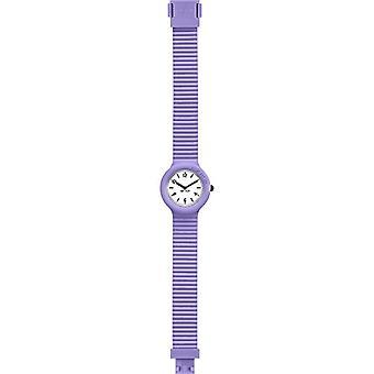 Hip Hop Analog quartz ladies Silicone wrist watch HWU0558
