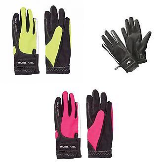 Harry Hall Adults Unisex Lockton Gloves