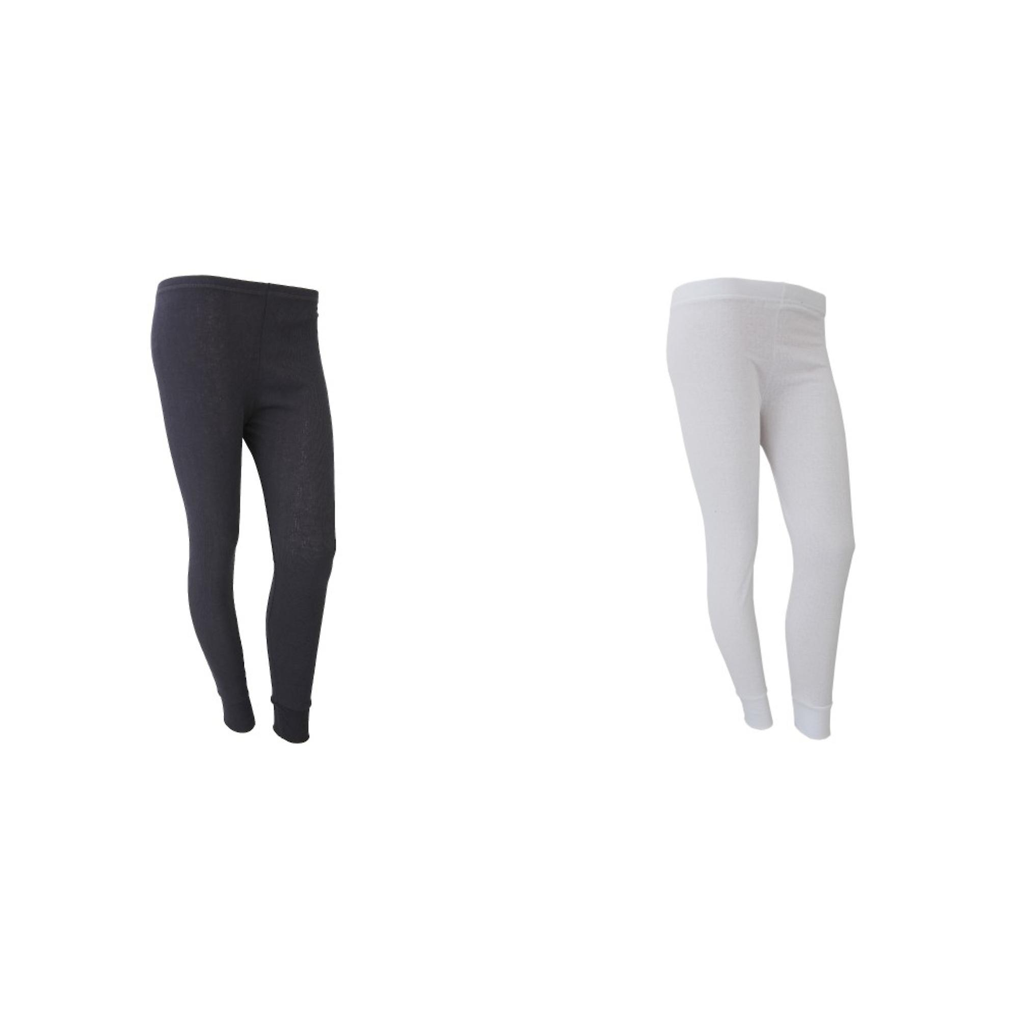 FLOSO Ladies/Womens Thermal Underwear Long Jane/Johns (Standard Range)