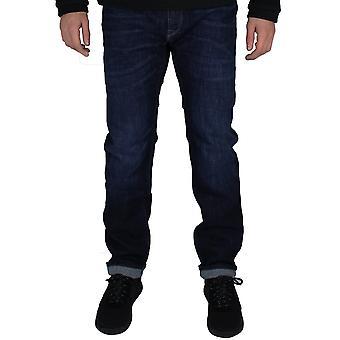 Hugo boss maine 3 men's navy jeans