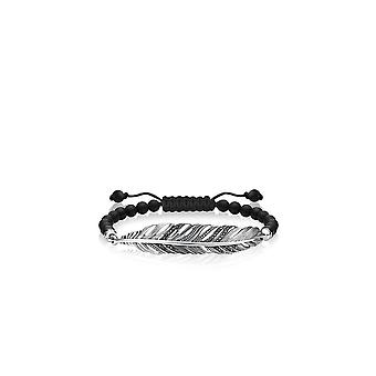 Thomas Sabo Love Bridge Feather Bracelet LBA0132-810-11-L24v