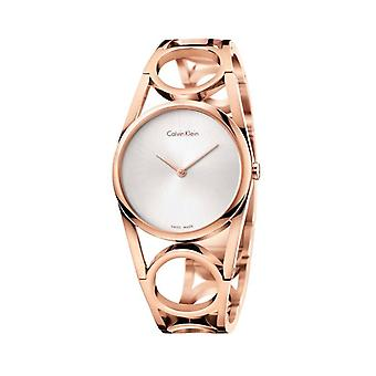 Calvin Klein Original Women All Year Watch Orange Color - 57756