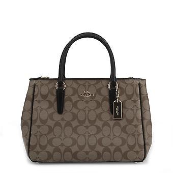 Coach Original Frauen ganzjährig Handtasche - braun Farbe 41796