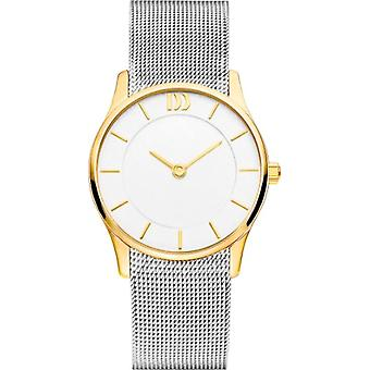 Danish Design Ladies Quartz analogue watch with stainless steel band IN65Q1063