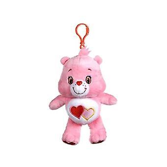 Care Bears Series 6 Love-A-Lot Bear 6.5