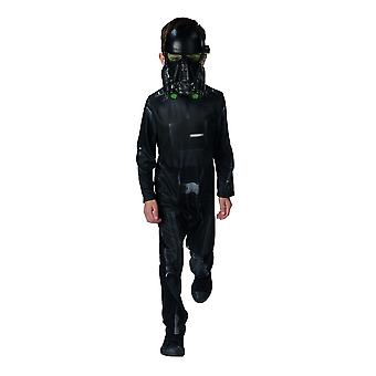 Star Wars Childrens/Kids Death Trooper Classic Costume