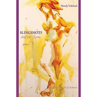 Slingshots and Love Plums  Poems by Videlock & Wendy