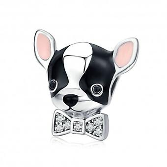 Sterling Silver Charm Chihuahua - 6308