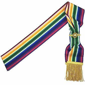 Masonic regalia royal ark mariner sash