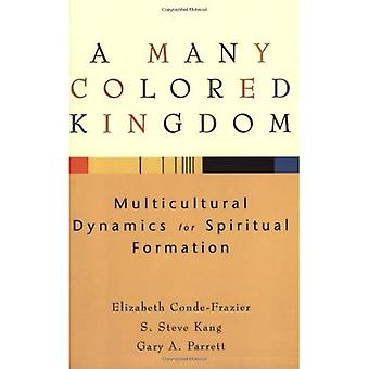 A Many Colored Kingdom: Multicultural Dynamics for Spiritual Formation