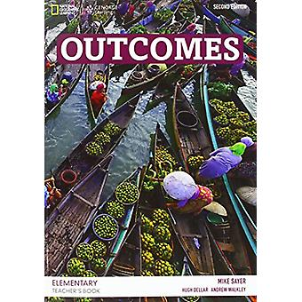 Outcomes Elementary - Teacher's Book with Class Audio CD - 97813052657