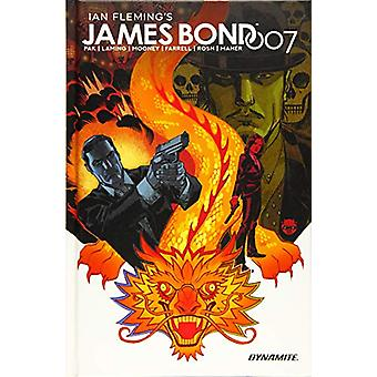 James Bond 007 Vol. 1 by Greg Pak - 9781524112035 Book