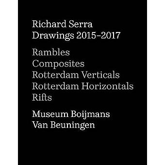 Richard Serra - Drawings 2015-2017 by Richard Serra - 9783958293496 Bo