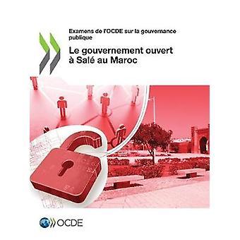 Examens de l'Ocde Sur La Gouvernance Publique Le Gouvernement Ouvert