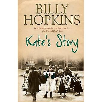 Kate's Story by Billy Hopkins - 9780755343201 Book