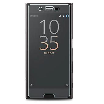 Sony Xperia XZs réservoir protection protection verre blindé film real 9 H verre verre trempé