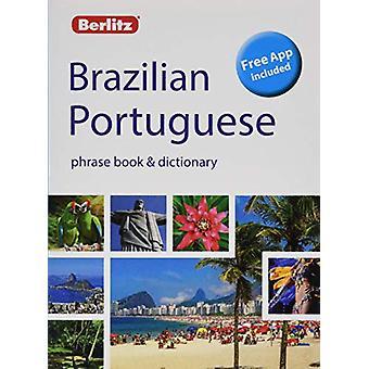 Berlitz Phrase Book & Dictionary Brazillian Portuguese(Bilingual