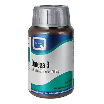 Quest Vitamins Omega 3 Caps 90 (601557)
