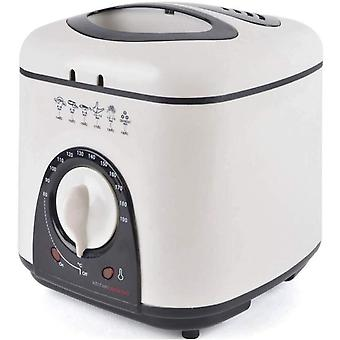 Lloytron E6010WI Kitchen Perfected Compact Deep Fryer, 1 Litre [Energy Class A]