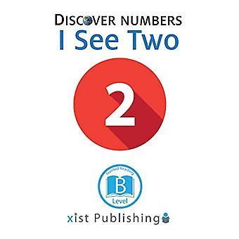 I See Two by Xist Publishing - 9781532410451 Book