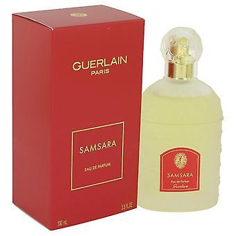 Samsara Eau De Parfum Spray By Guerlain 3.4 oz Eau De Parfum Spray