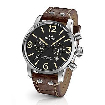 TW Steel MS3 Maverick chronograph watch 45 mm