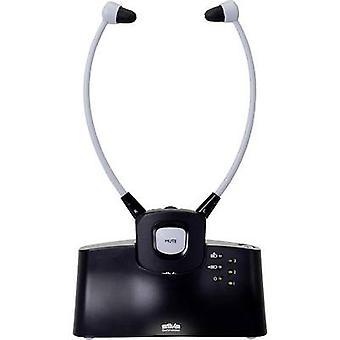 Silva Schneider DH 9500 Fones de ouvido in-ear Controle de volume preto