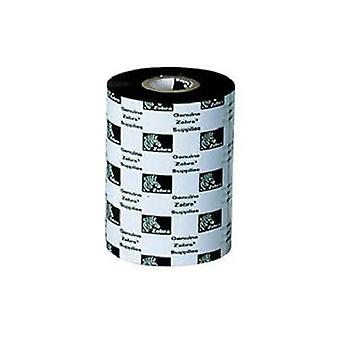 Zebra 106Mm X 450M Wax Ribbon