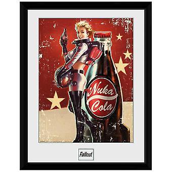 Fallout 4, Painting - Nuka Cola Ad